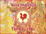 7 Tuổi Xông Đất Hợp Với Tuổi Tân Dậu 1981 Năm 2020