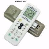 [Tất Tần Tật] Remote máy lạnh đa năng, điều khiển điều hòa da năng