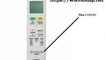 Cách kiểm tra, Test lỗi điều hòa DAIKIN INVERTER chuẩn 100%