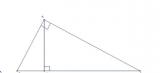 Các công thức, hệ thức lượng trong tam giác vuông đầy đủ