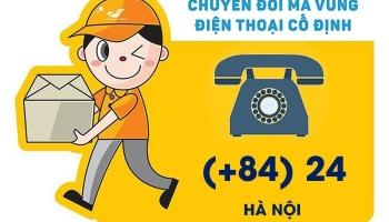 Mã Vùng Điện Thoại Cố Định Hà Nội, Đầu Số Mới Cập Nhật Năm 2020